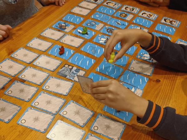 Pack Les Grands Explorateurs - C'est un jeu d'enfant - Jeux de société pédagogiques créés par des enseignants - Jeu 1