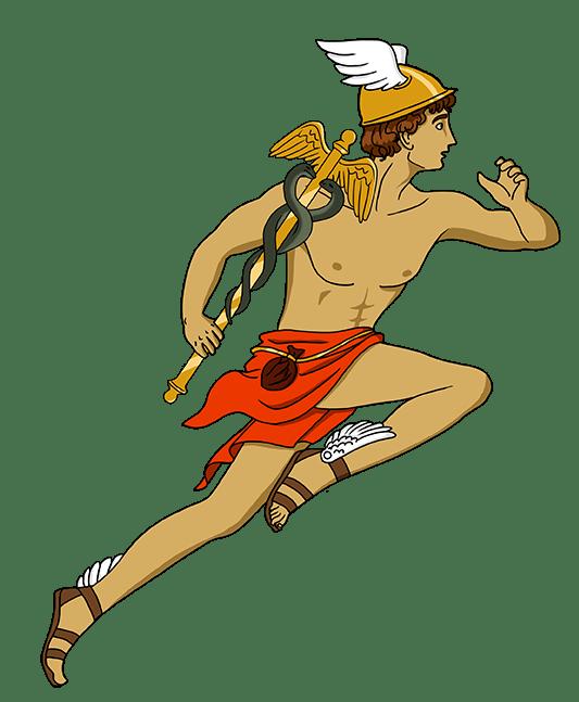 Hermès - Mythologie grecque - C'est un jeu d'enfant - Jeux de société pédagogiques créés par des enseignants